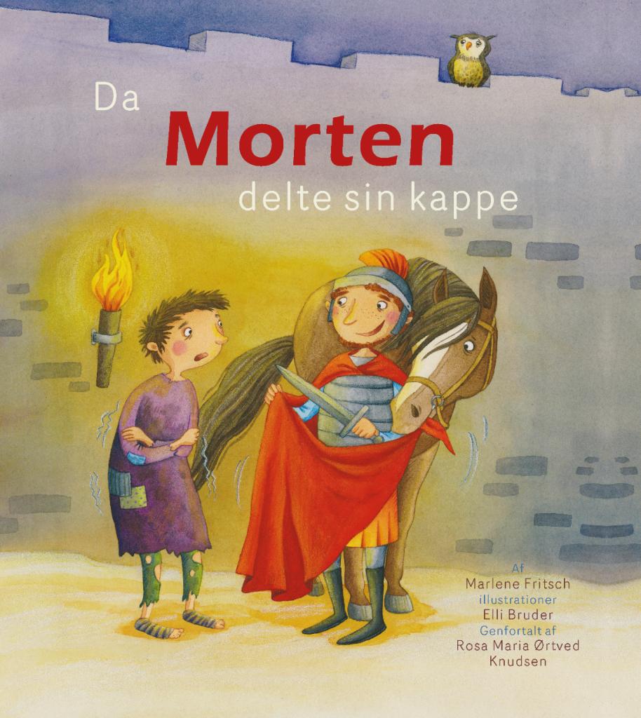 Da Morten delte sin kappe Forside